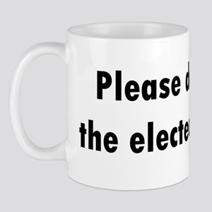 black_feed_electeds Mug