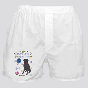 BlackLab Boxer Shorts