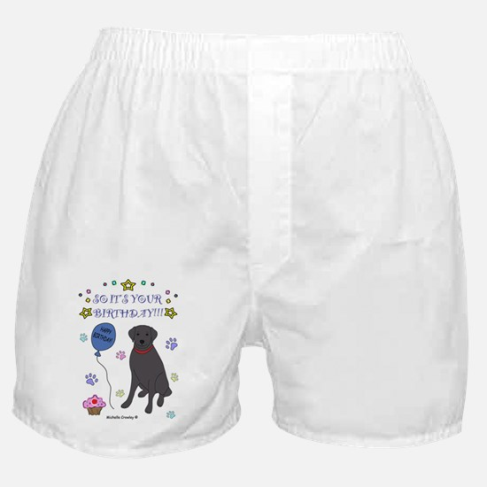 BlackLab Boxer Shorts