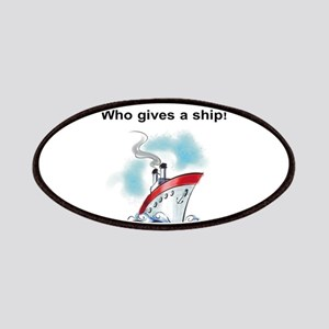 Who gives a ship! Patch