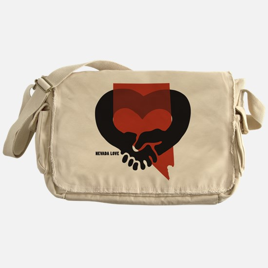 Nevada-Love-B Messenger Bag
