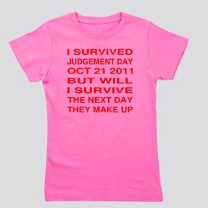 i survived oct212011 Girl's Tee