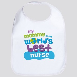 Nurse Gift for Kids Baby Bib