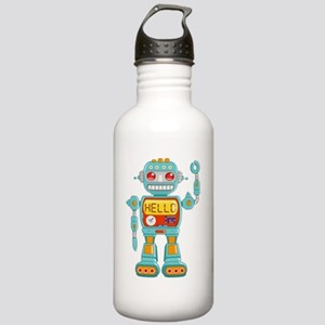 Hello Moto Stainless Water Bottle 1.0L