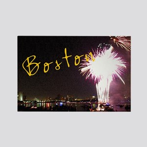 Boston_4.25x5.5_194_NoteCards Rectangle Magnet