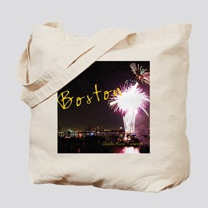 Boston_4.25x5.5_194_NoteCards Tote Bag