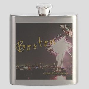 Boston_4.25x5.5_194_NoteCards Flask