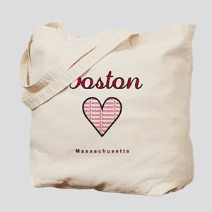Boston_10x10_Massachusetts_SweetDreams_Bl Tote Bag