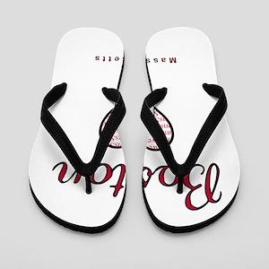 Boston_10x10_Massachusetts_SweetDreams_ Flip Flops