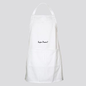shoot1 Apron