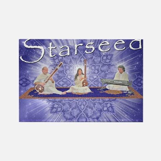 Starseed-8x10b Rectangle Magnet