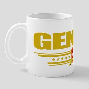 Geneva (Flag 10) pocket Mug