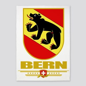 Bern (Flag 10) 5'x7'Area Rug