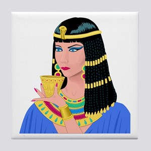 Cleopatra Tile Coaster