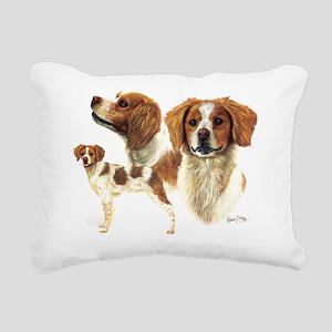 Brittany Rectangular Canvas Pillow