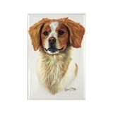 Brittany spaniel Stickers & Flair