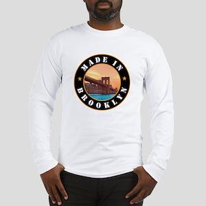 Made in Brooklyn Long Sleeve T-Shirt