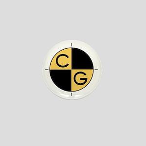 CG_yellow_black Mini Button