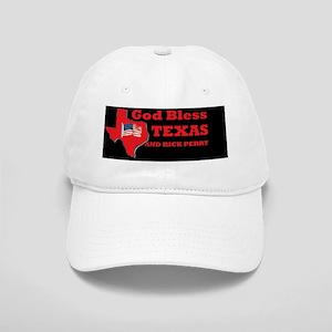 TEXAS GOD BLESSDBUT Cap