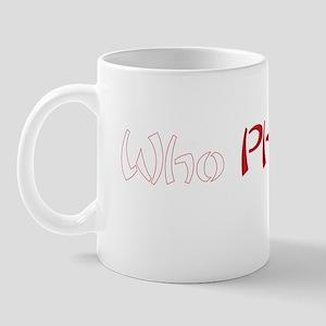 whophoted Mug