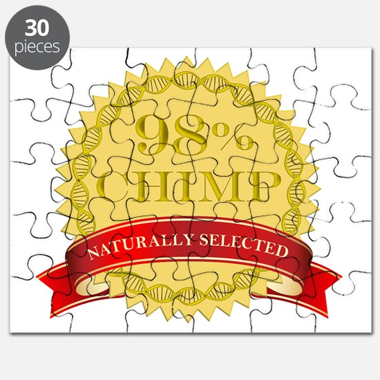 98chimpnaturally2 Puzzle