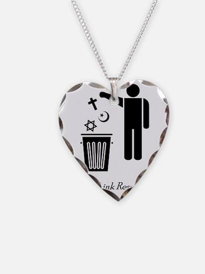 litterthink2 Necklace