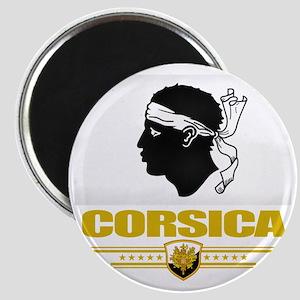 Corsica (Flag 10) Magnet
