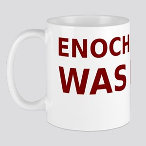 Enoch Powell Was Right (red) 2400x2400 Mug