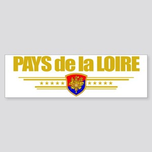 Pays de la Loire (Flag 10) pocket Sticker (Bumper)