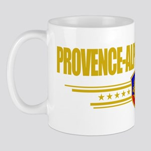 Provence-Alpes-Cote (Flag 10) pocket Mug