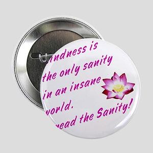 "kindness1 2.25"" Button"