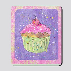cuppy cake Mousepad