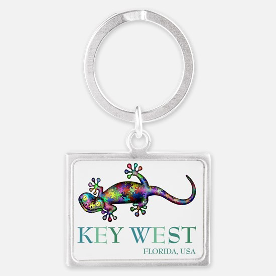 REVISED GECKO 11212010 Landscape Keychain