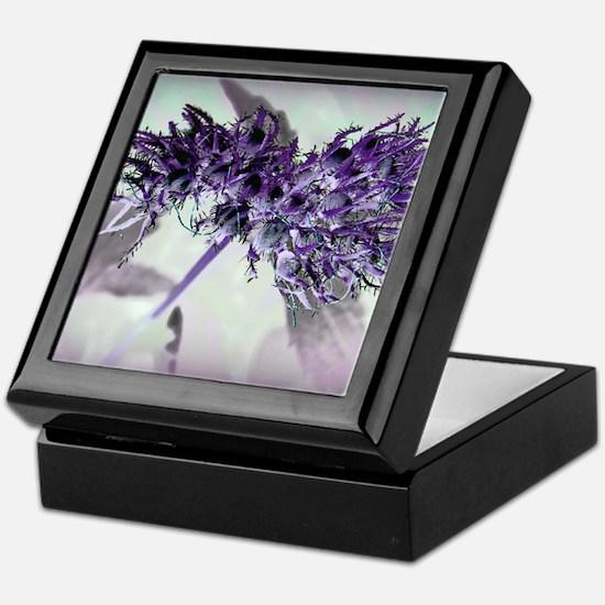 Purple Passion Keepsake Box