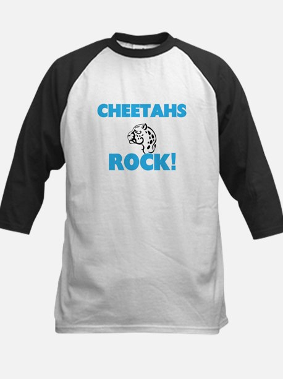 Cheetahs rock! Baseball Jersey