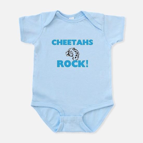 Cheetahs rock! Body Suit
