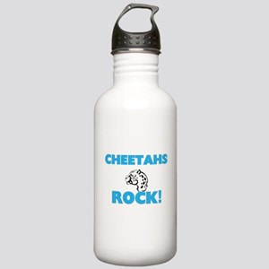Cheetahs rock! Stainless Water Bottle 1.0L