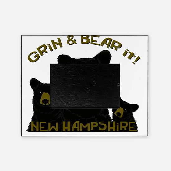 Grin  bear it! Picture Frame