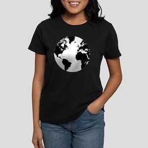 the world Women's Dark T-Shirt