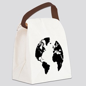 The World Canvas Lunch Bag
