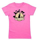 New hampshire Girl's Dark T-Shirt