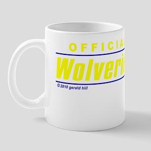 WolverineNation OM New Y-B 875 Mug
