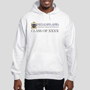Delta Kappa Alpha Class of XXXX Hooded Sweatshirt