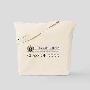 Delta Kappa Alpha Class of XXXX Tote Bag