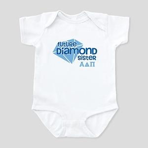 Alpha Delta Pi Future Infant Bodysuit