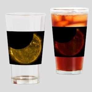 SunAndMoon Drinking Glass