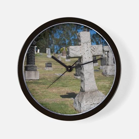 CAL2_Cemetery_046 Wall Clock