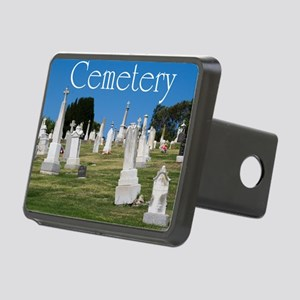 CAL2_COVER_Cemetery_040 Rectangular Hitch Cover