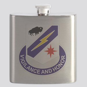 3rd Brigade 3rd Infantry Division Patch Flask