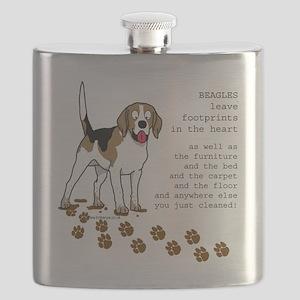 footprints-beagle copy Flask
